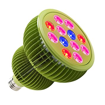 TaoTronics LED Grow Light Bulb