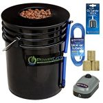 DWC Hydroponic Bucket Kit 5 Gallon