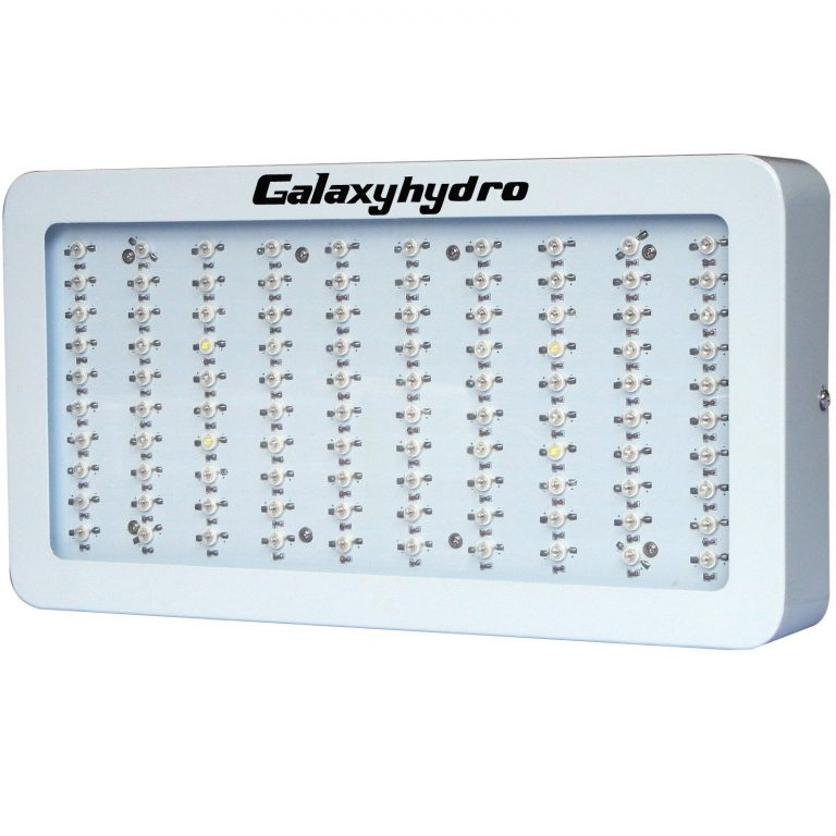 Galaxy Hydro 600W LED  Grow Light Review: An Excellent Budget-friendly Choice