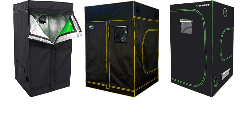 Best Grow Tent for Growing Cannabis 2019: Top-10 Choices