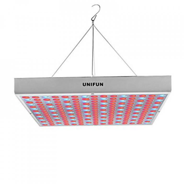 Unifun 45W Led Grow Light-The long-lasting solution to your garden's needs