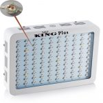 King Plus 1000W Led Grow Light-That's What Your Garden Needs!