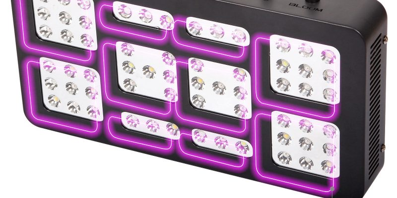 MAXSISUN Dimmable 300W LED Grow Light 2