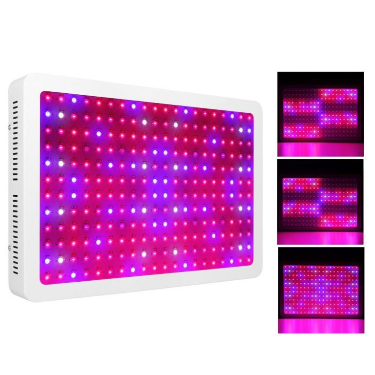 Morsen 2400W LED Grow Light 2-3