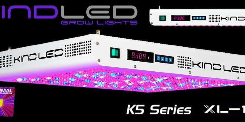 Full Spectrum LED Grow Lights For Hydroponics Garden
