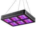 KINGBO LED Grow Light 900W Full Spectrum