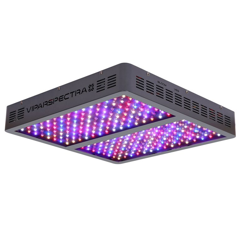 VIPARSPECTRA 1200W LED Grow Light Review: A Powerhouse or Just Overhyped?