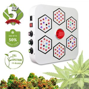 BloomBeast 13-band Full Spectrum Dimmable LED Grow Light