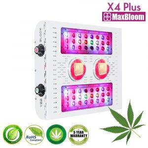 MaxBloom COB LED Grow Light Dimmable 12-band