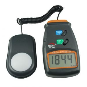 Professional Light Meter LX801