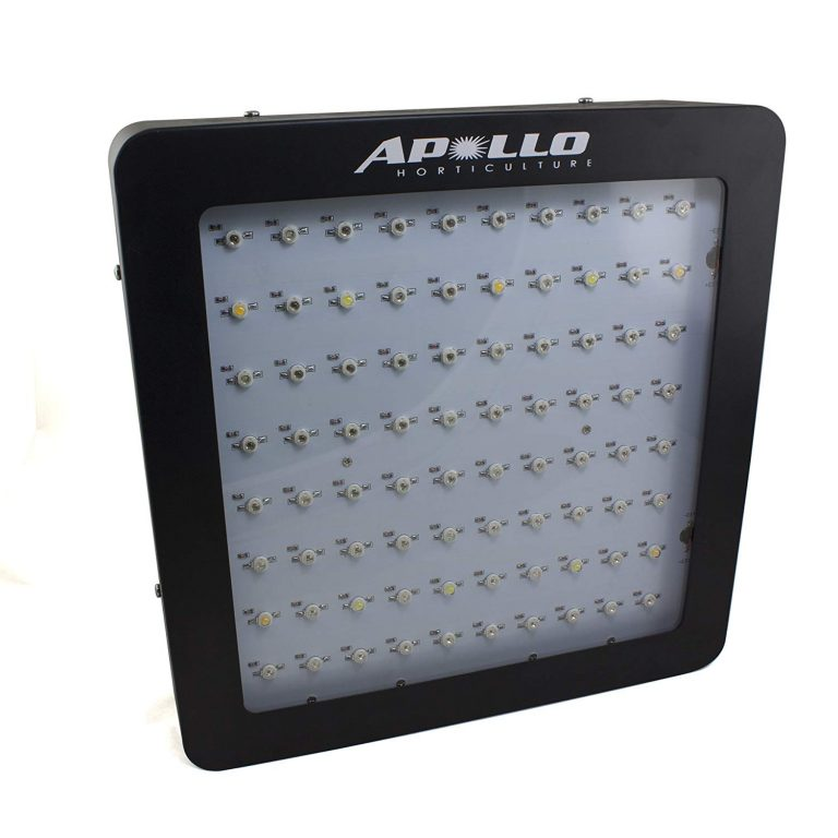 Apollo Horticulture GL80X5LED 400W LED Grow Light Review