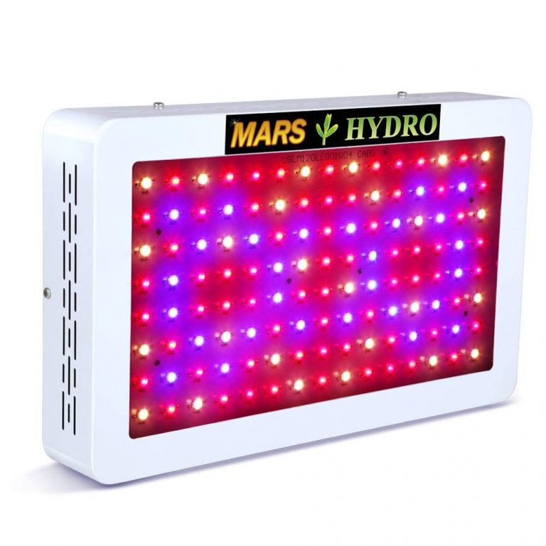 MarsHydro Mars 600W LED Grow Light Review