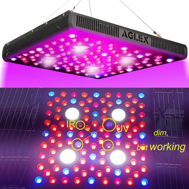AGLEX 2000 Watt LED Grow Light