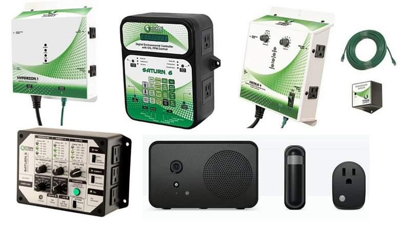 Plug /& Play Temperature /& Humidity Control Switch Relative Humidistat Hygrometer