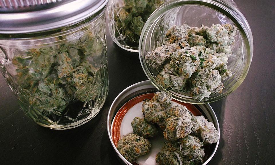 Jar curing