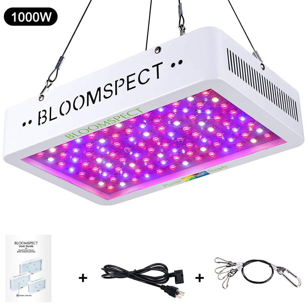 BLOOMSPECT 1000W LED Grow Lights