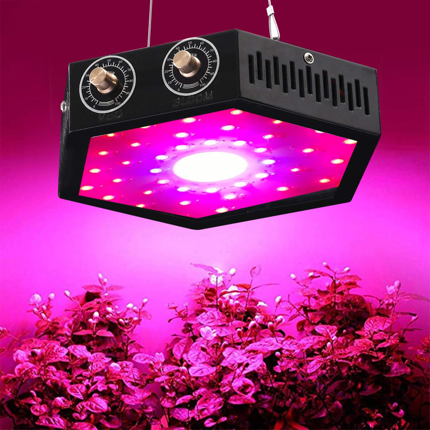 EONPOW 1000W COB Led Grow Light