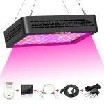 TOLYS 1000W Double Switch Led Grow Light Review
