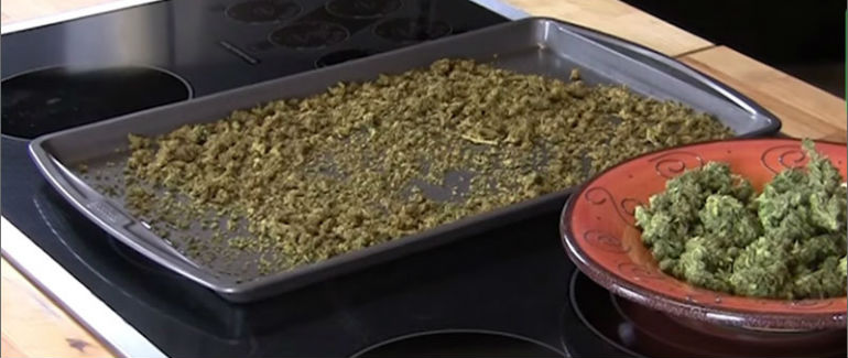 decarboxylation-weed-microwave
