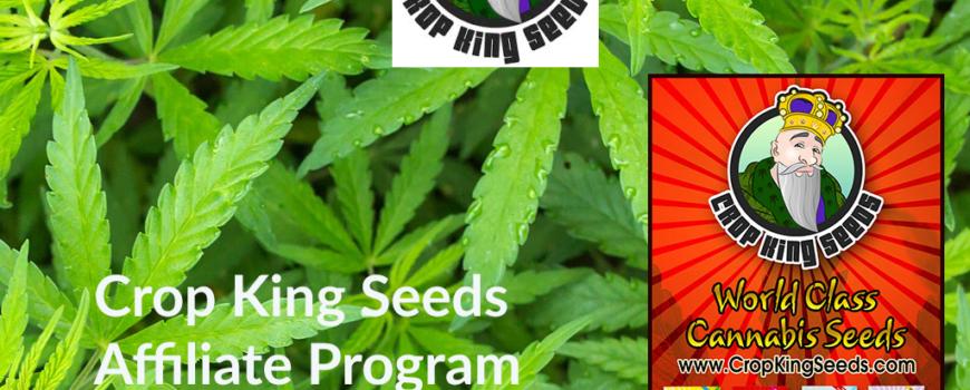 Crop King Seeds Affiliate Program