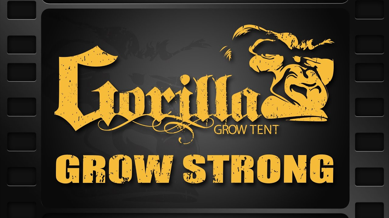 Gorilla Grow Tents brands