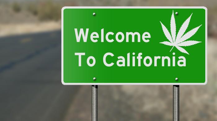 Marijuana Legalisation in California