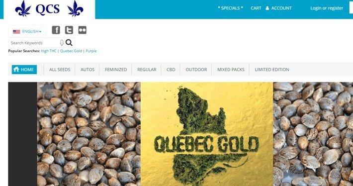 Quebec Cannabis Seeds affiliate program