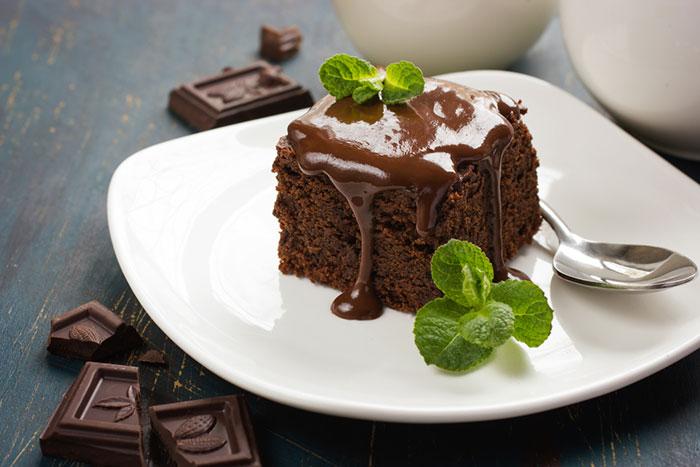 Vegan-Friendly Classic Cannabis Brownie