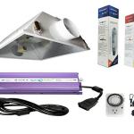 Best 600 Watt HPS Grow Lights Kit For Growing Marijuana
