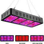 GREENGO 1200W 3 Chip LED Grow Light Reviews