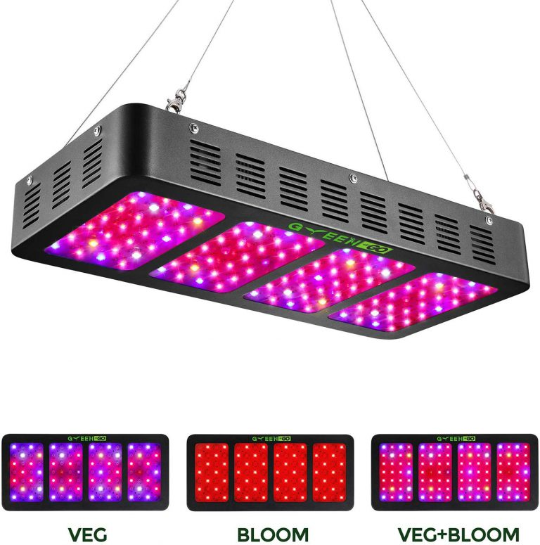 GREENGO 1200w led grow light