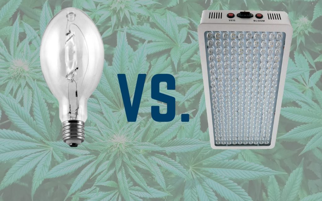 LED vs. HID GROW lights