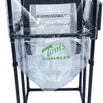 Tom's Tumbler TTT 1900 Dry Trimmer, Separator, And Pollen Extraction System