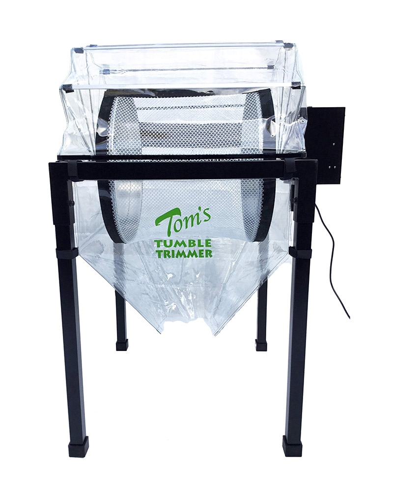 Toms Tumble Trimmer 1900 Dry Bud Trimmer Machine