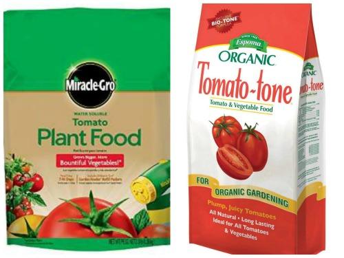 Tomato nutrients