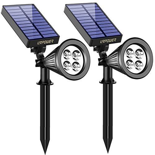 Solar Powered Grow Lights