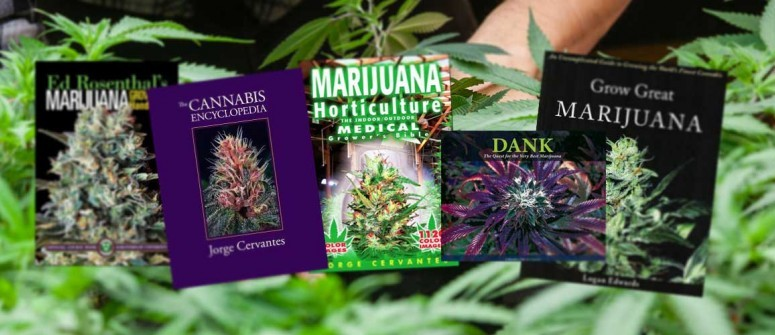 cannabis grow book